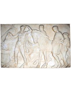 Bajorrelieve grande del Partenon