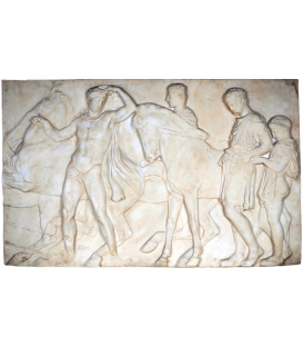 Grand bas-relief du Parthenon