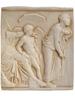 Bajorrelieve del Partenon 2