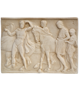 Parthenon low relief 5