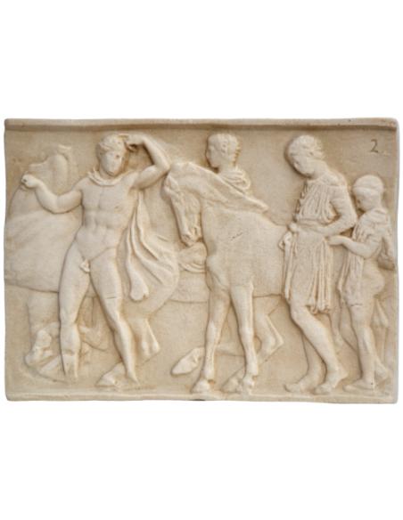 Bajorrelieve del Partenon 5