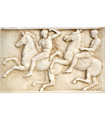 Bas-relief Parthenon 7