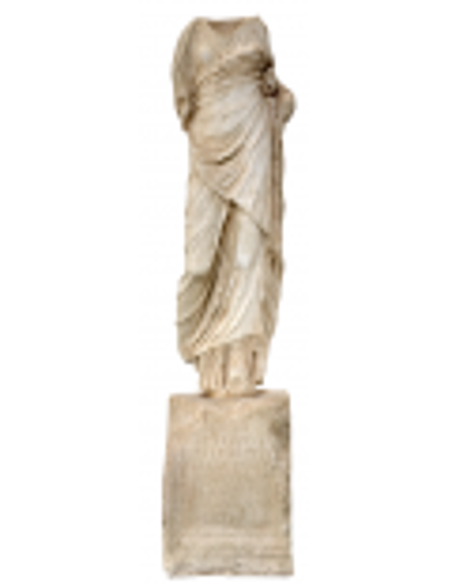 Torse romain musée archéologique Ibiza