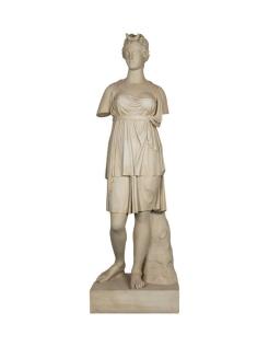 Diana - Estatua a tamano real - Diosa Romana de la Caza y de la Luna