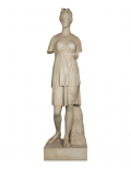 Diane - Statue taille réelle - Déesse romaine de la chasse et de la lune