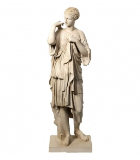 Diana de Gabies - Full-size statue by Praxitele - Roman Goddess of the Hunt and Moon