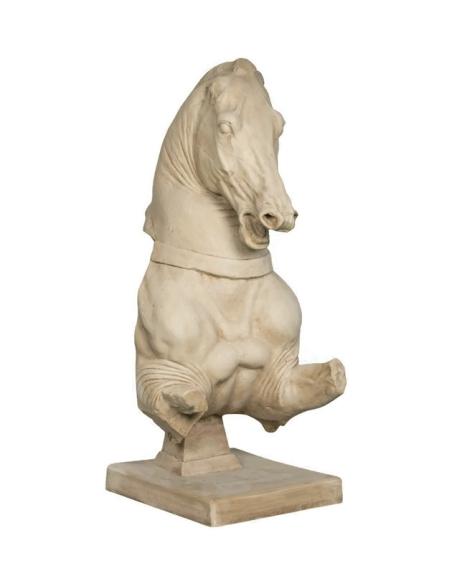Torso de caballo romano