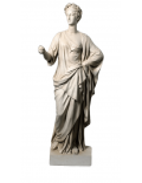 Vénus avec une couronne de laurier - statue taille réelle
