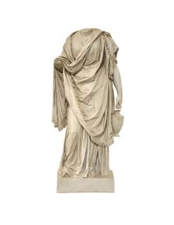 Venus of flora - life-size statue