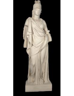 Athena life-size statue - greek goddess of Wisdom