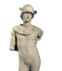 Mercury - life-size statue - roman god of messages & commerce