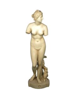 Venus de Medici - estatua a tamaño real