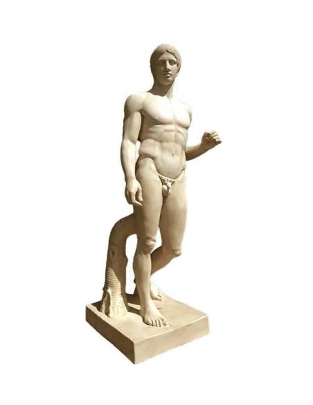 Doríforo - El portador de la lanza - Estatua de tamaño real