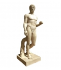 Doryphoros - life-size statue - the spear-bearer