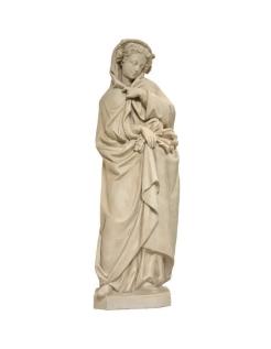 Les 4 saisons - Statue de la déesse de l'hiver