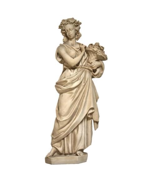 Las 4 estaciones -Estatua de la Diosa del Otoño