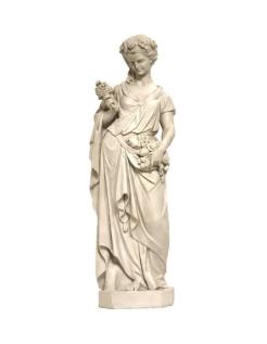 Las 4 estaciones -Estatua de la Diosa de la Primavera