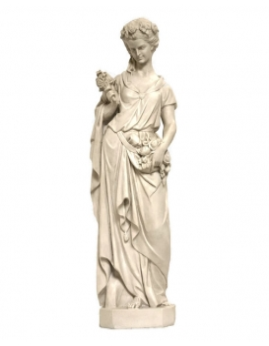 Les 4 saisons - Statue de la déesse du Printemps