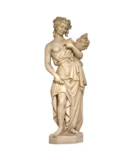 Les 4 saisons - Statue de la déesse de l'Eté