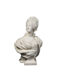 Bust of Marie Antoinette Wengmüller by Louis-Simon Boizot