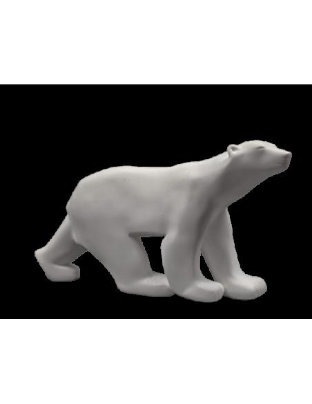 Ours blanc de François Pompon