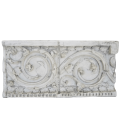Scrollwork - Fragment of the Saint John Portal of Rouen Cathedral