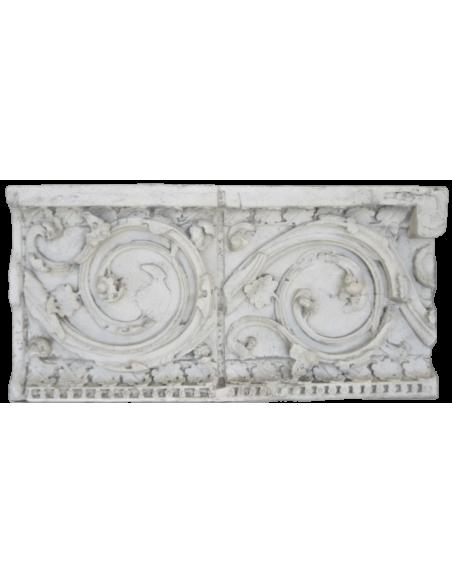 Voluta - Fragmento del Portal Saint Jean de la catedral de RouenFragmento del Portal Saint Jean de la catedral de Rouen