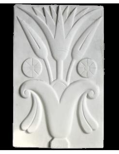 Flor de loto egipcia estilizada