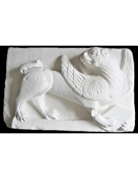 Lion of Saint Mark Royal Abbey Saint Peter of Corbie
