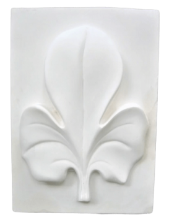 Flor de lirio estilizada