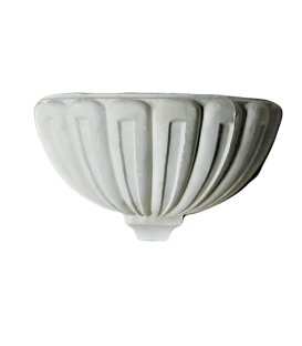 Louis XV style Giant clam shell vessel