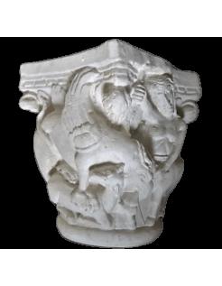 Capitel de la quimera - Siglo XI