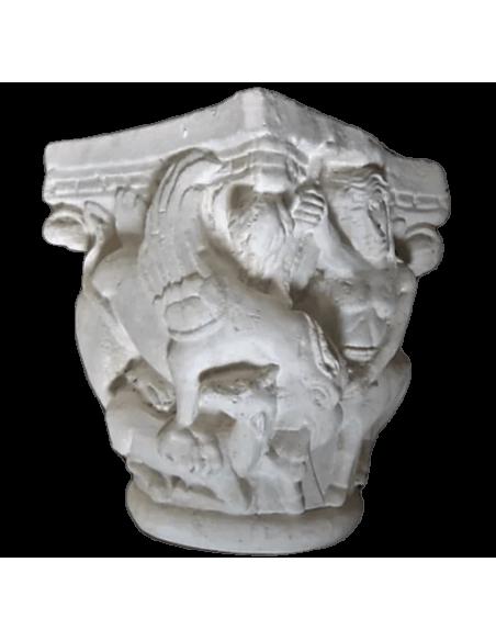 Chapiteau à la chimère - XI ème siècle