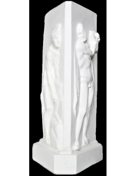 Lampe bas relief Parthénon