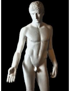 El Idolino de Pesaro, estatua romana de tamaño real