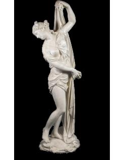 Venus Callipygie ou Aphrodite aux belles fesses - Statue grandeur nature