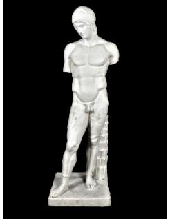 Statue du dieu Mars ou Arès Borghèse - Musée du Louvre