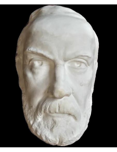 Victor Hugo por Louis-Ernest Barrias