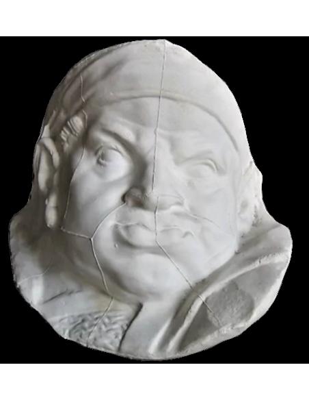Máscara del perrero por Pierre Puget