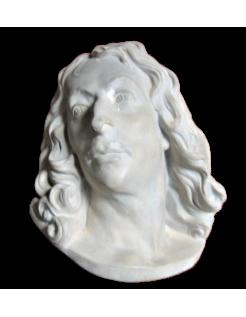 El Gran Condé (o Luis II de Borbón) por Charles Antoine Coysevox