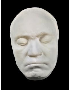 Máscara de Beethoven en vida