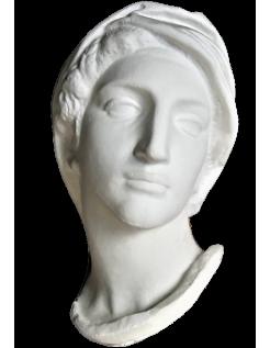 Busto de la Virgen por Miguel Ángel