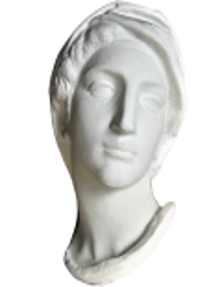 Buste de la Vierge par Michel Ange
