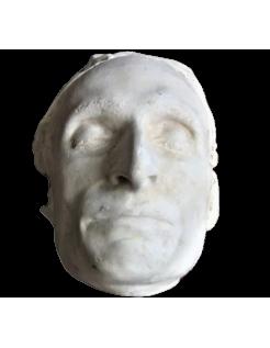 Mortuary mask of Blaise Pascal