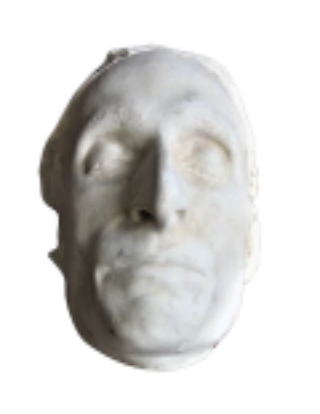 Máscara mortuoria de Blaise Pascal