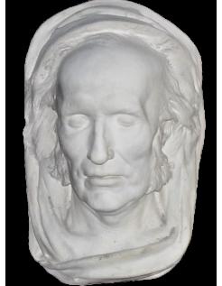 Mortuary Mask of Reverend Father Hyacinthe Loyson