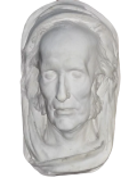 Masque mortuaire du révérend père Hyacinthe Loyson