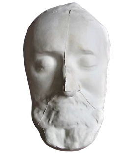 Mortuary mask of Henri IV dit le Grand, King of France