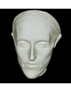 Masque mortuaire de Napoléon II surnommé l'aiglon, duc de Reichstadt