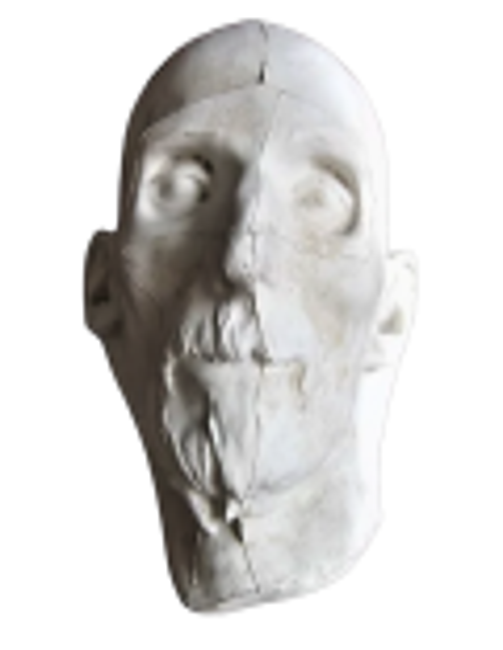 Masque mortuaire de Théodore Géricault